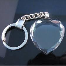 crystal key rings images Personalized crystal keychain at rs 6 unit subhash vihar jpg