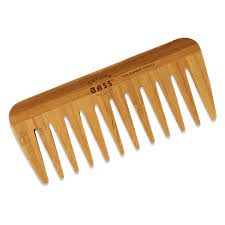 tooth comb bass brushes bamboo wide tooth comb 10076481 smallflower