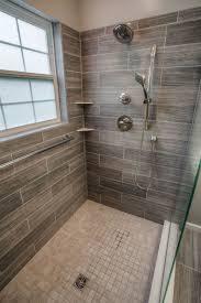 Redo Bathroom Shower Cibuta West Lafayette Contemporary Shower Remodel 3 Design