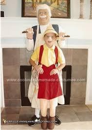 Pinocchio Halloween Costume Original Halloween Costume Ideas Photo Gallery Tips