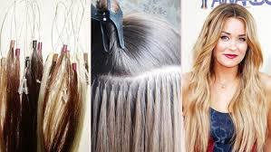 micro link hair extensions types of hair extensions crimson mist salon