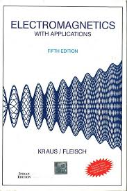 electromagnetics with application 5th edition kraus