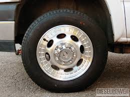 jeep wheels and tires 100 000 mile semi tires for dualies diesel power magazine