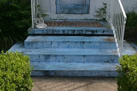 diy warrior how to refurbish a concrete porch photos huffpost