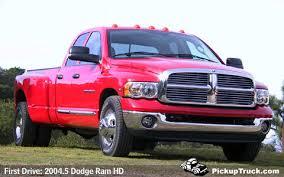 pickuptruck com drive 2004 5 dodge ram heavy duty