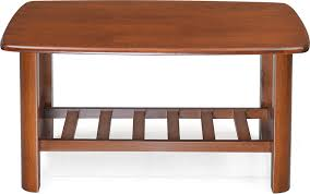 Solid Wood Furnitures Bangalore Indian Rubber Wood Coffee Table Coffee Addicts
