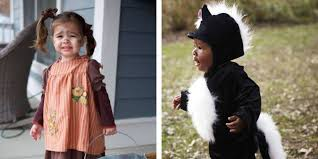 Toddler Skunk Halloween Costume 25 Funny Baby Halloween Costumes Boys Girls Cute