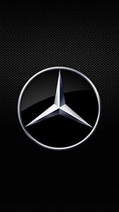 mercedes wallpaper white mercedes benz logo mobile wallpaper phone background