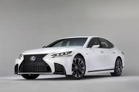 lexus isf 2018 lexus isf simple 2018 2018 lexus ls has a livelier look and