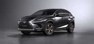 lexus nx standard features 2018 lexus nx gets a fresh face in shanghai