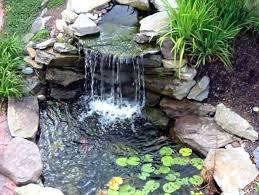 small backyard pond designs abreud me above ground koi pond design