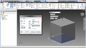 using autodesk inventor to create a 3d model to 3d print youtube