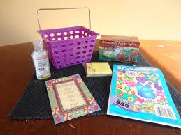 Teacher Gift Basket Teacher Gift Basket Back To Ideas U0026 Target Giftcard