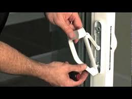 Patio Door Handle With Lock Sliding Patio Door Lock Mechanism 18229