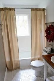 Bathroom Windows In Shower Bathroom Window Shower Curtains Foter
