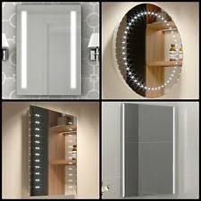 illuminated bathroom mirrors led bathroom mirrors ebay