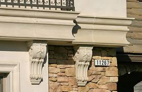 Decorative Concrete Pillars Precast Concrete Elements Fresno Pillars Mouldings Finials