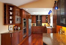 kitchen paint colors with cherry cabinets modern kitchen for