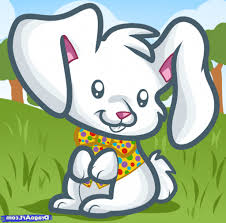 bunny drawing for kids how to draw an easter bunny for kids step