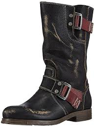 boots uk fly fly suri s biker boots black black 000 2 5 uk