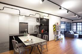 Bto Kitchen Design Gorgeous Open Concept Kitchens For Small Hdb Flats Home U0026 Decor