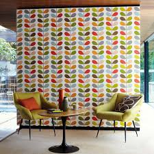 Midcentury Modern Wallpaper It Will Be Mine Oh Yes It Will Be Mine Orla Kiely Wallpaper