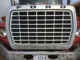 Ford F700 Hood And Fenders - ford grilles on vanderhaags com