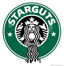 Meme Logo - famous logos zombie meme starbucks starguts nz film freak