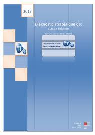 siege tunisie telecom diagnostic stratégique de tunisie telecom