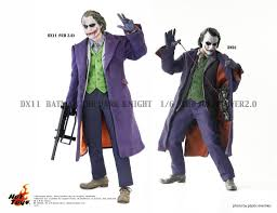 halloween costumes joker dark knight toys the joker 2 0 and 1 0 dark knight rises hd action