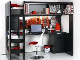 hochbett mit schreibtisch und sofa hochbetten fur jugendzimmer design hochbett modern holz