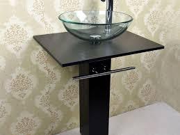 Glass Bathroom Vanity Tops by Bathroom Vanity Surprising Design Ideas Double Bowl Bathroom