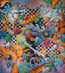 abstract mural full image by gallery of art on deviantart abstract mural full image by gallery of art