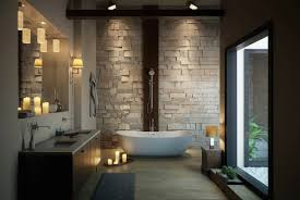 slate bathroom ideas modern slate bathroom ideas with contemporary tubs also floating