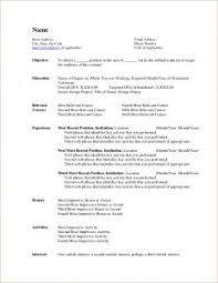 contemporary resume templates more free creative resume templates