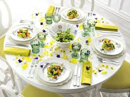 religious table centerpieces christian easter table