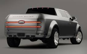Super Concepts by Ford Concept Trucks Super Chief