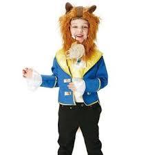 Beast Boy Halloween Costume Disney Beauty Beast Beast Kids Costume Boy 120cm 140cm