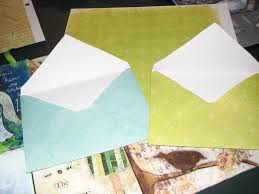 Make Your Own Envelope Leissnerart How To Make Your Own Scrapbook Paper Envelopes Aedm 28