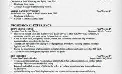Food Service Worker Resume Sample by Writing Example Business Letter Ckscci The Best Letter Sample