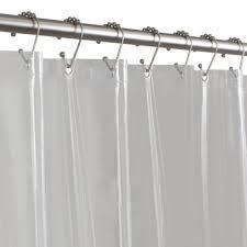 Peva Shower Curtain Liner 8 Gauge Peva Shower Curtain Liner