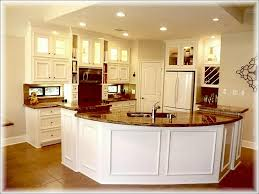 kitchen floor to ceiling kitchen cabinet decorating ideas