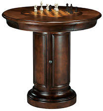Chess Table And Chairs Game Tables Ebay