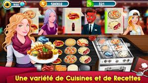 jeux restaurant cuisine jeux de cuisine chef business restaurant applications