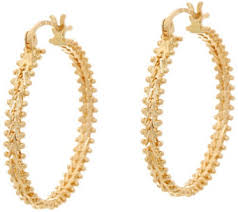 gold earings earrings gold silver stainless steel earrings more qvc