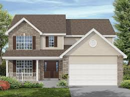 St Louis Garage Door by Grey Oaks Estates Homesite 12 New Inventory Home In St Louis