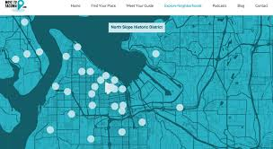 Seattle City Limits Map by Move To Tacoma U2013 Tacoma Neighborhood Map