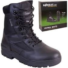 s army boots uk army cadet boots mens boys uk 3 uk 12 workwear footwear