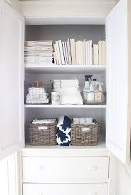 bathroom closet shelving ideas 25 best linen closet images on organized linen closets