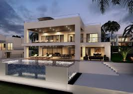 Modern Villas by Modern Villas Gated In Nueva Andalucia Marbella Selections